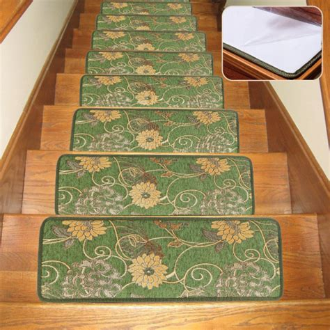 Non Staining Vinyl Backed Rugs by Stair Treads Carpet Skid Resistant Rugs Rubber Backing Non
