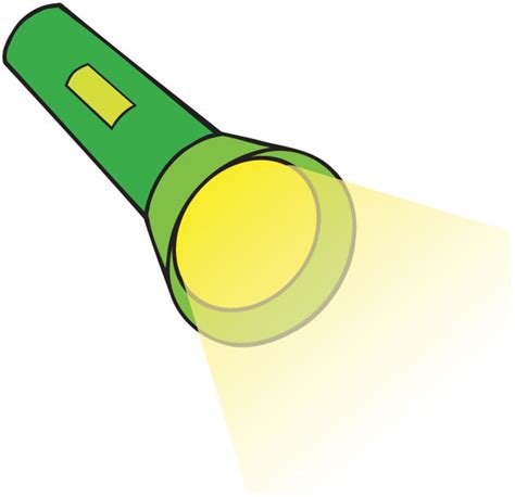 Pictures Of A pictures of a flashlight clipart best clipart best