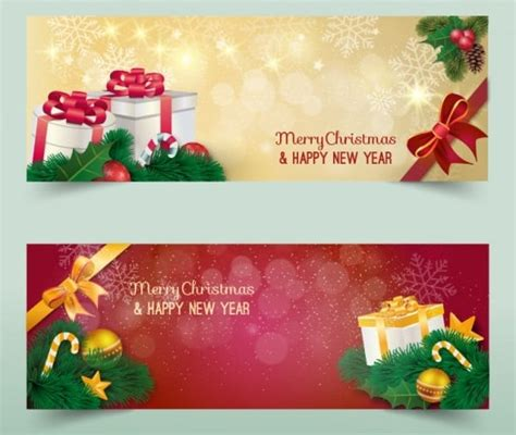 templates for christmas banners awesome collection of christmas web design freebies