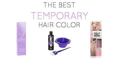 best wash out hair color best temporary wash out hair dye best temporary hair color