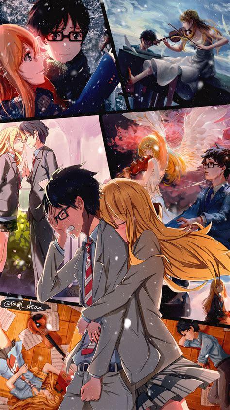 lie  april personagens de anime menina anime