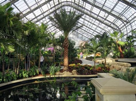 Botanical Garden Omaha Wonderful Inside When The Weather Outside Is Winter Picture Of Lauritzen Gardens Omaha S