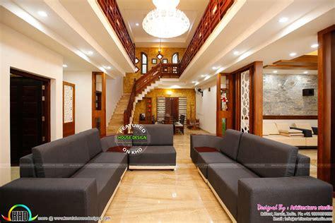 finished interior work  kerala kerala home design