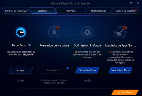 download advanced systemcare ultimate 11 0 3 gratis in
