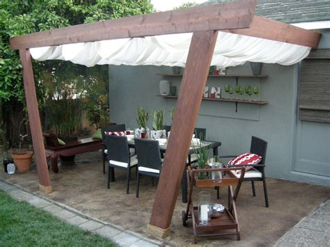 backyard awnings ideas unique patio canopy ideas 3 easy diy patio cover ideas