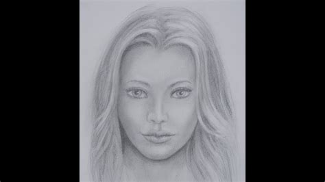 Drawing Realistic Faces by Drawing Lessons How To Draw A Realistic