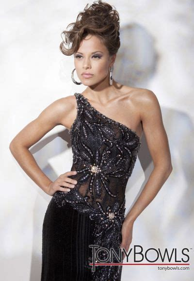 liquid beaded evening gowns tony bowls collection liquid beaded sheath pageant dress