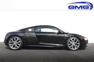 gmg racing black audi r8 v10 w gmg lms wheels brushed