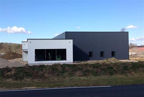Cout Construction Hangar Industriel by Hangar Industriel En Bois Abt Construction Bois
