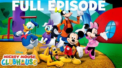mickey saves santa episode mickey mouse clubhouse