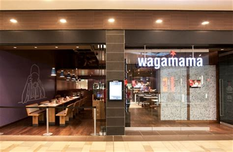 Wagamama Gift Card - wagamama restaurants bars union square aberdeen