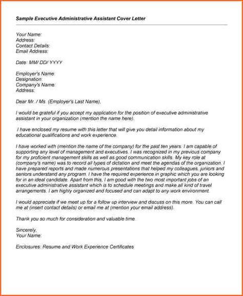 executive assistant resume cover letter ceciliaekici com