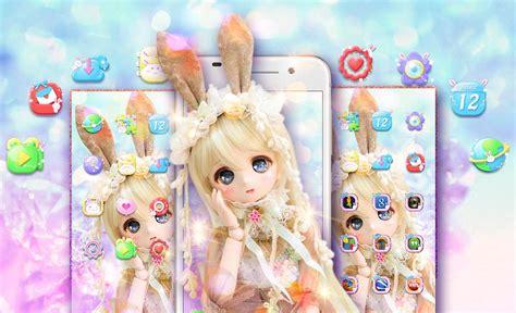 girly doll wallpaper cute girl theme princess doll girly wallpaper hd