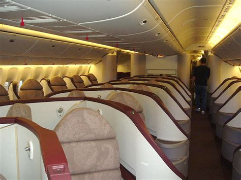Jet Airways Class Cabin by File Jet Airways 777 Premi 232 Re Cabin Jpg The