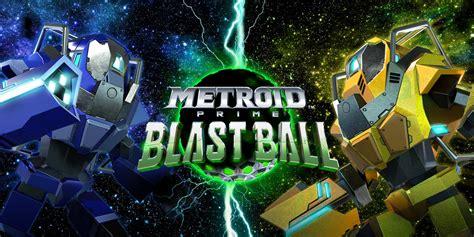 metroid prime blast ball nintendo ds  software