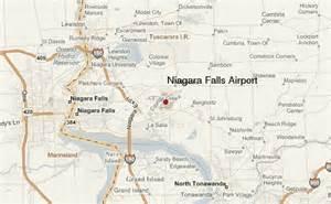 niagara falls international airport location guide