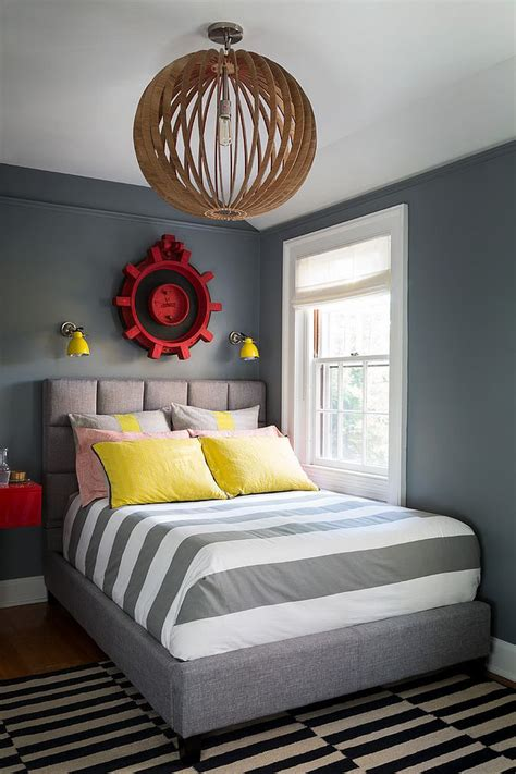 boy wall decor 25 cool kids bedrooms that charm with gorgeous gray