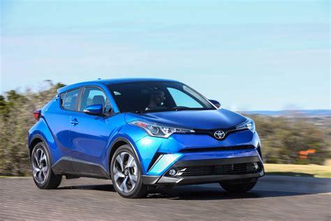 site da toyota 2018 toyota c hr drive review motor trend