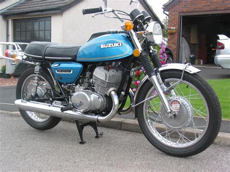 suzuki  gallery classic motorbikes