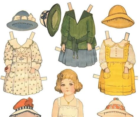 paper doll journal a collective journal the wonderful entertaining paper doll