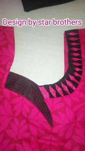 chudi pattern neck design different types of kurta neck designs art craft ideas