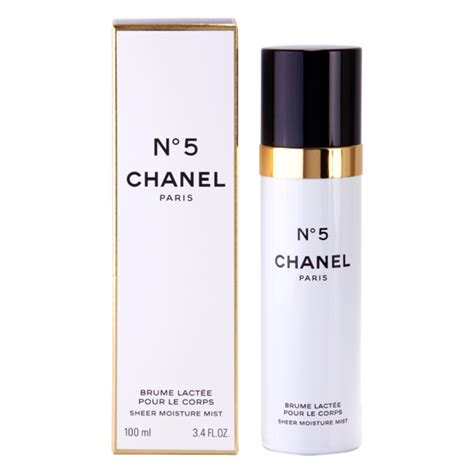 Chanel No 5 For 100ml chanel no 5 spray for 100 ml notino co uk