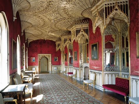 strawberry house interiors strawberry hill house walpole s gothic revival masterpiece london unveiled
