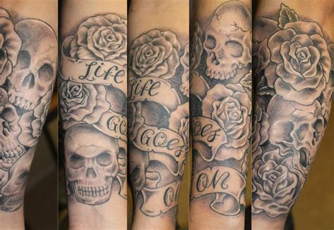 life goes on tattoo tattoo collections
