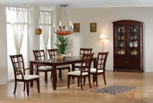 Contemporary Dining Room Set dining room sets darling and daisy modern contemporary dining room