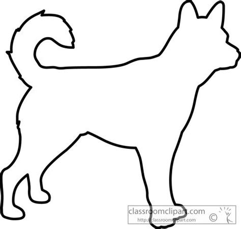 printable animal outlines outline drawings of dogs dog outline 630 jpg cool