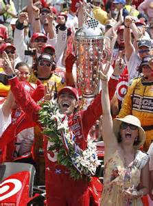 Judds Husband Wins Indianapolis 500 by Three Cheers For Dario Judd Leads Celebrations As