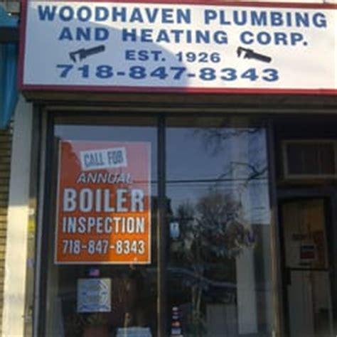 Plumbing And Heating Salary by Woodhaven Plumbing And Heating Plumbing 10319 101st Ave Ozone Park Ozone Park Ny United