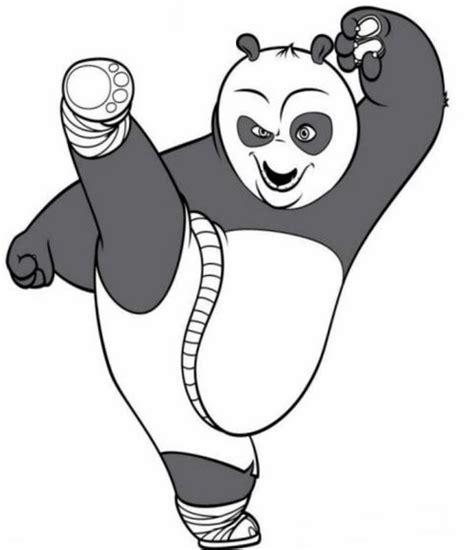 Kaos 3d Kungfu Panda White kung fu panda clip clipart best