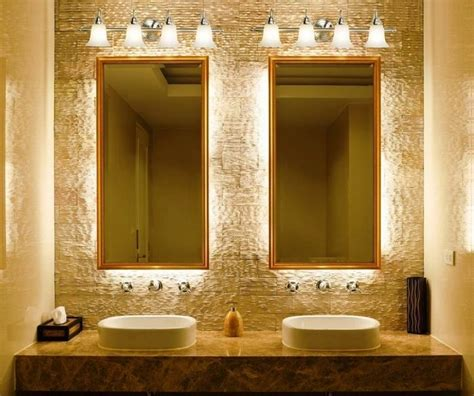 bathroom mirror and lighting ideas 15 bathroom lighting ideas rilane