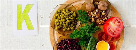 vegetables low in vitamin k why do you want to feed your with sufficient vitamin