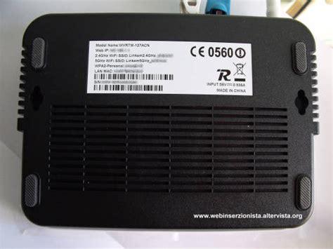 linkem modem esterno o interno wltss 114 antenna esterna linkem caratteristiche e