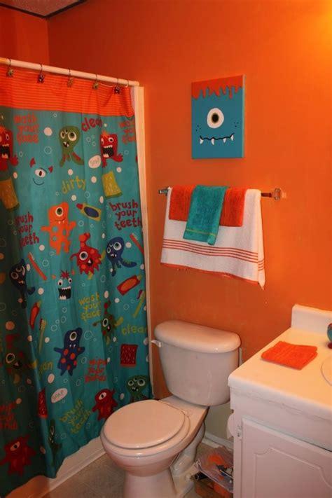 jumping beans monster bathroom baby pinterest kid