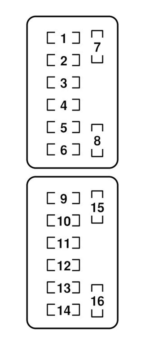 rx8 fuse box diagram 20 wiring diagram images wiring