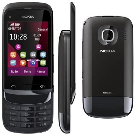 nokia 2 megapixel phones nokia c2 02 is a s40 feature phone with qvga resistive