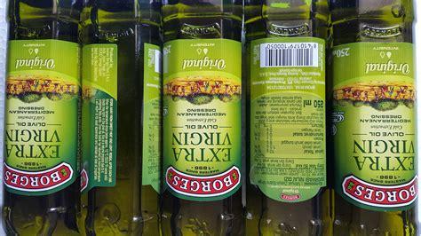 Minyak Zaitun Jakarta jual minyak zaitun borges olive 250 ml