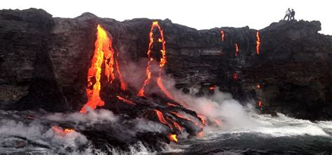 c big island lava boat tour 20 best images about lava hiking tours hawaii on pinterest