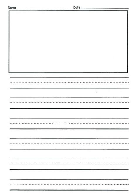 free printable writing paper second grade writing paper 2nd grade search results calendar 2015