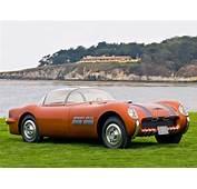 Pontiac Bonneville Special Concept Car 1954  Old