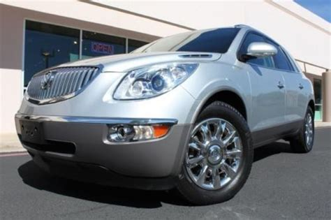 2011 buick enclave driven purchase used 2011 buick enclave all wheel drive cxl 1 in scottsdale arizona united states