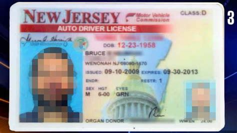 New Jersey Id Card Template by Nj Drivers License Template Sdealporro1987
