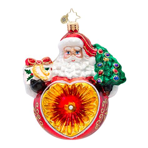 heartwarming christmas ornament by christopher radko
