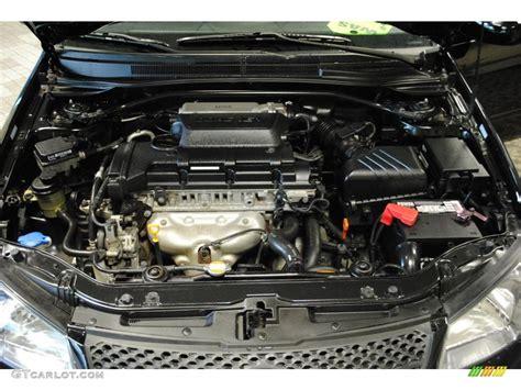 Kia Spectra 2003 Engine 2007 Kia Spectra Spectra5 Sx Wagon 2 0 Liter Dohc 16v Vvt