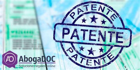 valor de la patente 191 qu 233 es la patente comercial abogadoc