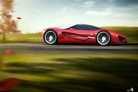 Ferrari Xezri Concept by Ferrari Xezri Concept