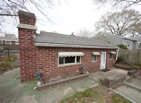 Small Homes New Jersey Discovers Abandoned Brick House On Their Property